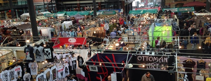 Old Spitalfields Market is one of Best of Shoreditch.