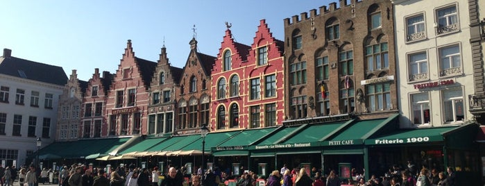 Markt is one of Brussels & Brugge.