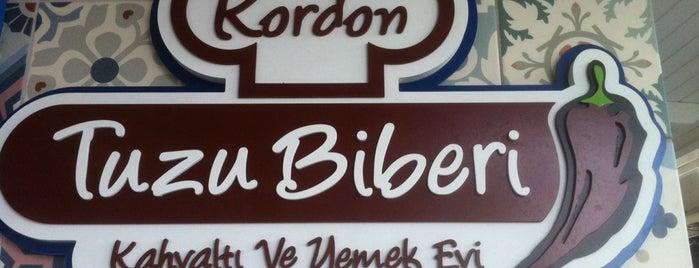 Tuzu Biberi is one of yenilesii.