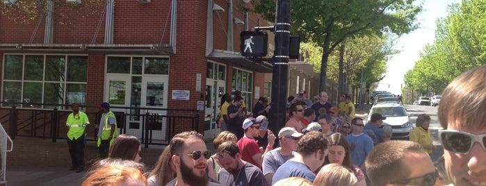 World Beer Festival - Raleigh is one of Must-visit Breweries in Raleigh.