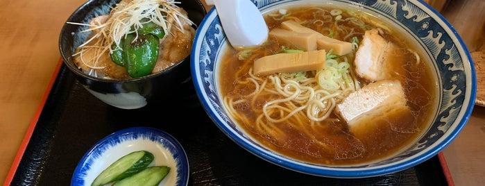 らぁめん道 あさひ食堂 is one of Hokkaido.