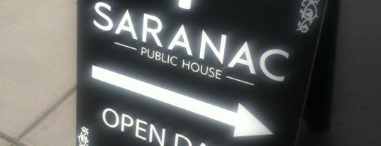 Saranac Public House is one of Kara: сохраненные места.