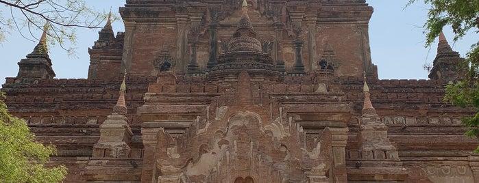 Hti Lo Min Lo Pagoda is one of ✨#IamRomdelacrème✨ : понравившиеся места.