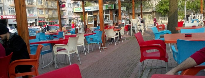 Camlı kahve is one of Lugares guardados de Murat karacim.