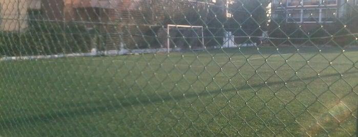 Marmaris Belediye Spor Tesisleri is one of Lugares favoritos de 1U2G.