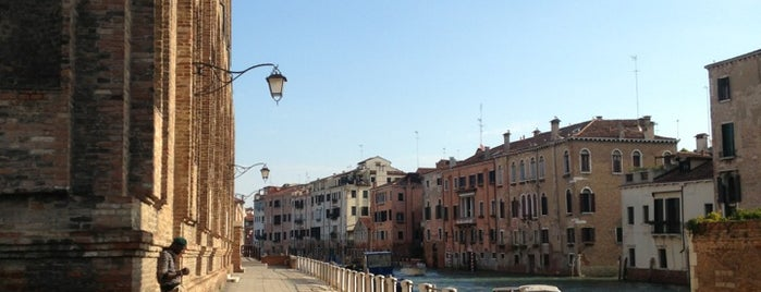 Scuola Grande della Misericordia is one of Venice.
