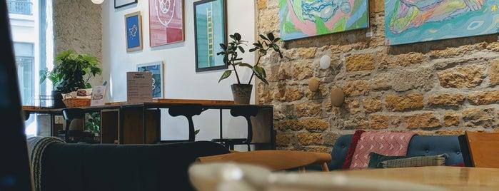 Anticafé is one of Lyon.