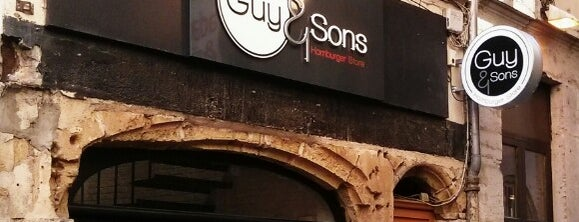 Guy and Sons is one of 🇫🇷.