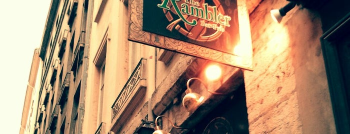Le Rambler is one of Pubs in Lyon.