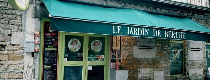 Le Jardin de Berthe is one of Lyon.