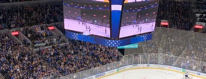 Bud Light Sports Pub is one of NHL HOCKEY ARENAS.