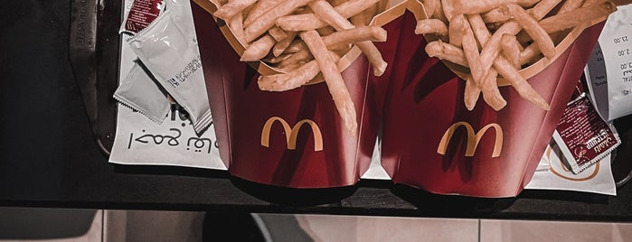 McDonald's is one of Nouf : понравившиеся места.