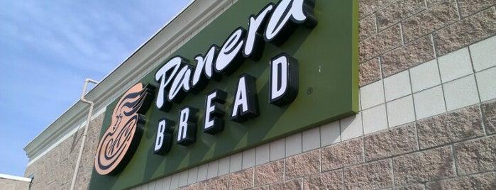 Panera Bread is one of Helena : понравившиеся места.
