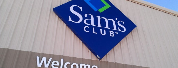 Sam's Club is one of Orte, die Daniel gefallen.