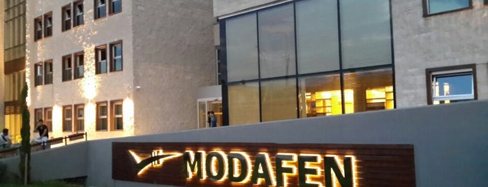 Modafen College is one of ༄EBRU༄ 님이 좋아한 장소.