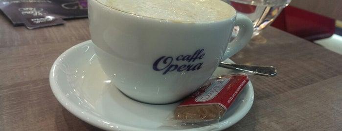 Caffé Opera is one of Galerie Šantovka.