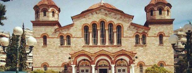 Κοίμηση Θεοτόκου - Παναγίτσα is one of Lugares favoritos de Αlexandra.