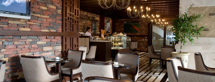 Coffee Company / Elite World İstanbul Hotel is one of Coffee Shop.