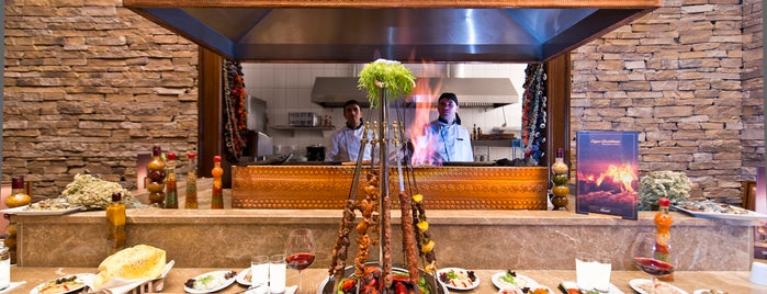 Tepe Ocakbaşı Restaurant is one of Hüseyin 님이 좋아한 장소.