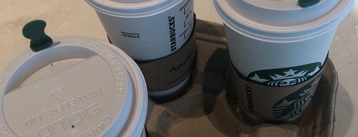 Starbucks is one of สถานที่ที่ Ernesto ถูกใจ.
