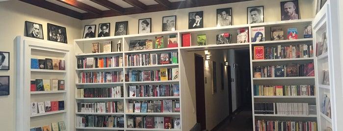 The Book Hotel is one of Posti che sono piaciuti a Andrés.