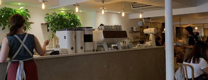 Jaunty Goat Coffee Company is one of Cheshire.