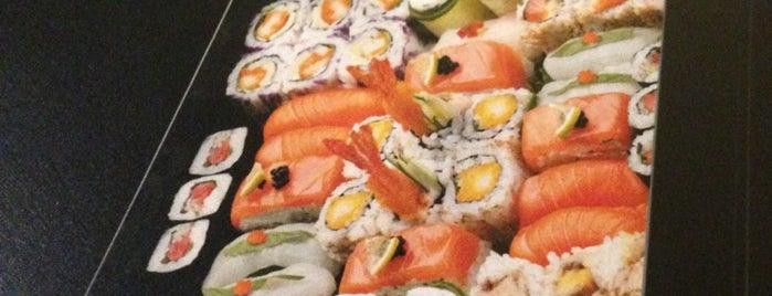 Sushi Shop is one of Orte, die Med gefallen.