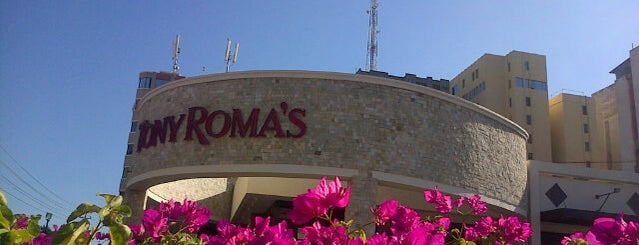 Tony Roma's is one of Locais curtidos por Massiel.
