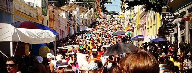 Carnaval de Olinda 2014 is one of Carolina : понравившиеся места.