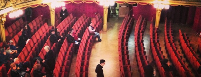 Teatro Carignano is one of Locais curtidos por Arianna.