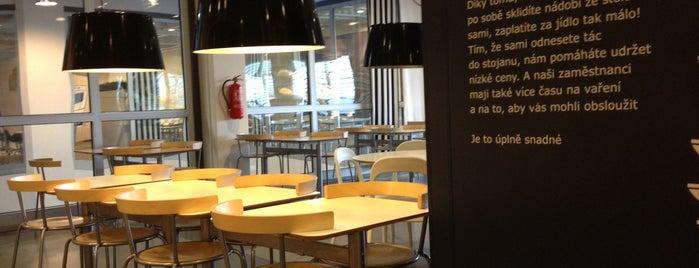 IKEA restaurace is one of Eva'nın Beğendiği Mekanlar.