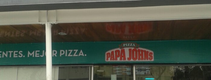 Papa John's is one of alrededores UDP.