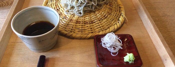 ミシュランガイド関西2014 (蕎麦)