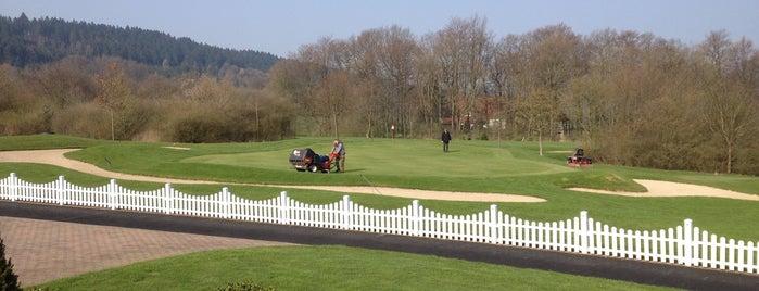 Golfclub Teutoburger Wald Halle is one of Golf und Golfplätze in NRW.