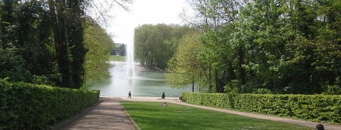 Parc de Sceaux is one of Beautiful places for photowalks.