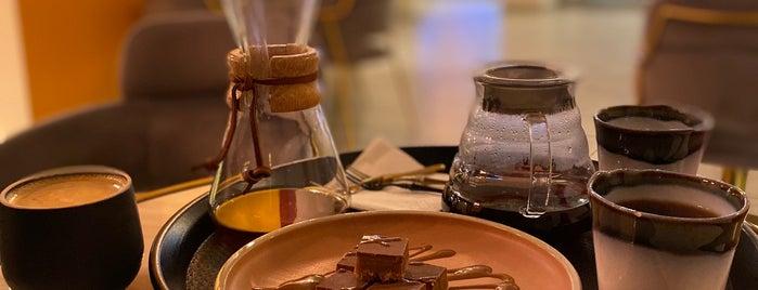 VASE Specialty Coffee is one of Riyadh coffee.
