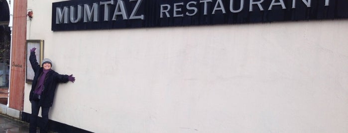 Mumtaz is one of Marylebone, London.