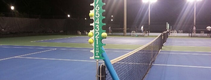 City Park / Pepsi Tennis Center is one of NOLA Tennis Courts.