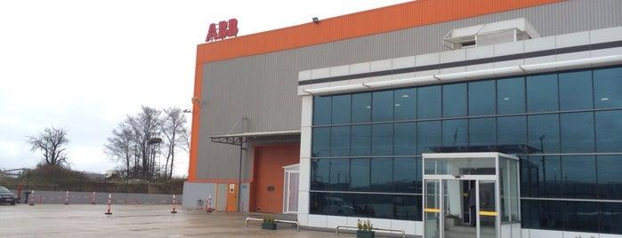 ABB Elektrik Dilovası Fabrikası is one of Locais curtidos por Samet K..