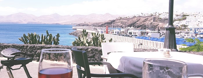 Restaurante Sal y Pimienta is one of Lanzarote 2014.