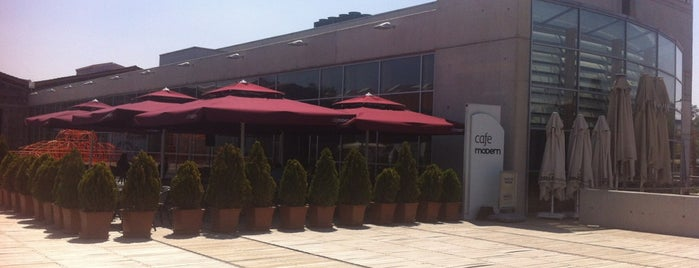 Cafe Modern is one of Gidilecek.