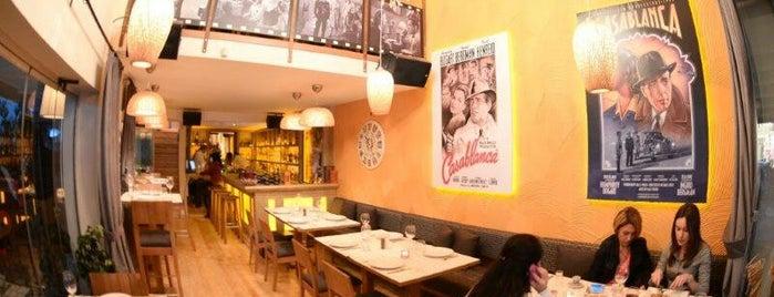 Casablanca Bistro || Lounge is one of izmir.