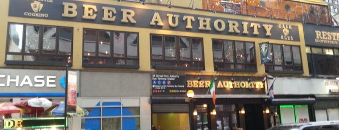 Beer Authority NYC is one of Bars.