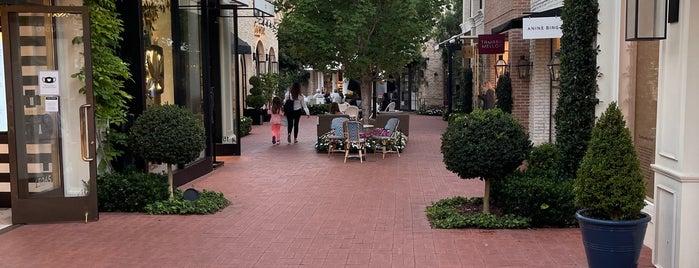 Palisades Village is one of Los angeles.