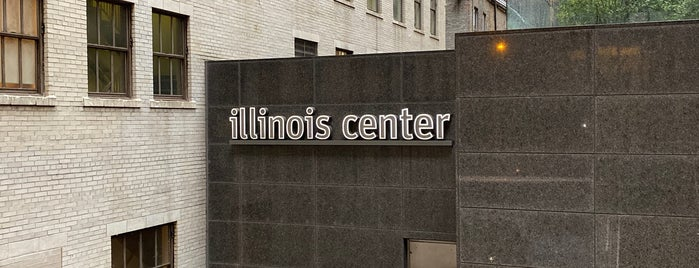 Illinois Center is one of Chicago.