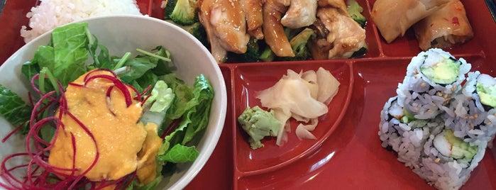 Komo Asian Cuisine is one of Greg : понравившиеся места.