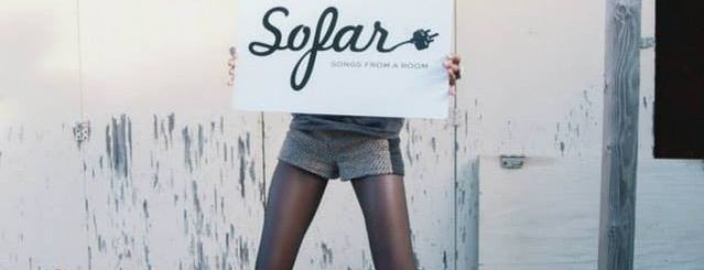 SoFar Sounds is one of fav nyc.