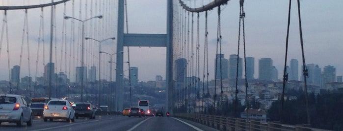 Босфорский мост is one of My Istanbul.