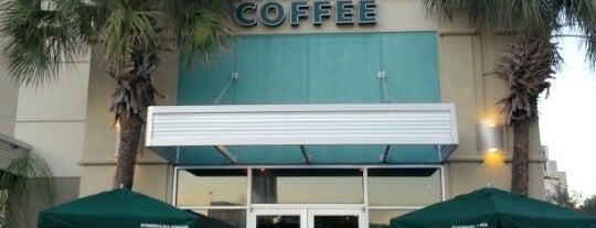 Starbucks is one of Orte, die Alexandra gefallen.
