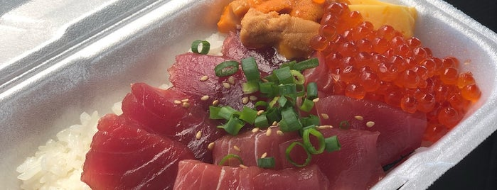 Maguro Brothers is one of Honolulu.